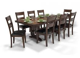 9 piece dining room set number 5 9 piece dining set bobs discount furniture stunning 9 pcs
