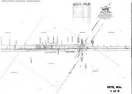 Big Bend Map Big Bend Railroad History January 2017