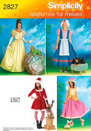 simplicity halloween costume patterns simplicity 2827 with a few changes the pattern for the dress