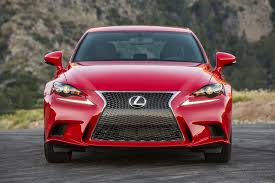 lexus sedan is 2016 lexus is gains 2 0 liter turbo four engine in place of base v 6