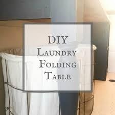 diy laundry folding table the perfect diy laundry folding table twelve on main