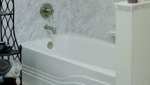 bathtub liners custom shower wall liners one day bath
