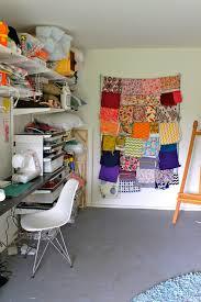 Craft Studio Ideas by Diy Fabric Storage Pretty Prudent