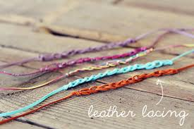 crochet bracelet diy images Easy finger crochet friendship bracelets jpg