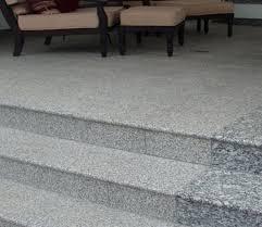 sesame grey granite pavers