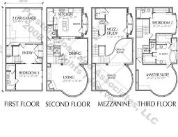town house floor plans luxury townhouse floor plans townhouses home building plans 10966