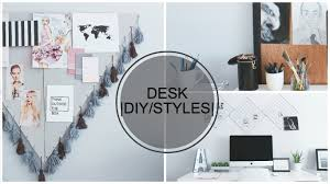 Diy Desk Decor Diy Desk Decor And Styles