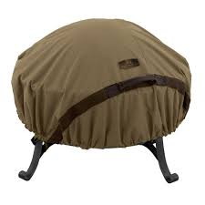 Waterproof Outdoor Patio Furniture Covers Fire Pit Patio Furniture Covers Patio Accessories The Home Depot