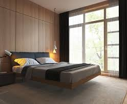 minimalist bedroom tips low industrial pendant lamps wooden side