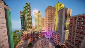 Modern City by Lpcraft Modern City Rpg Economy Server Join Now Pc