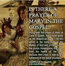 catholic thanksgiving prayer a prayer to mary in the gospel by 77gregory on deviantart