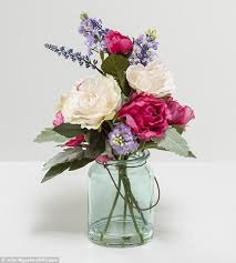 How To Make Roses Live Longer In A Vase Which Fake Flowers Aren U0027t Naff Daily Mail Online