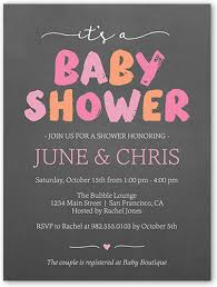 co ed baby showers baby shower invitations coed business mate