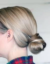 Hochsteckfrisurenen Glatte Haare Selber Machen by Hochsteckfrisuren Schnell Eimfache Selber Machen Frisuren Frauen