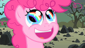 Pinkie Pie Meme - image first pinkie pie smile s1e23 png my little pony friendship