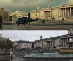 Seeking Filming Location The Cinescapader Visiting Filming Locations Of Edge Of Tomorrow