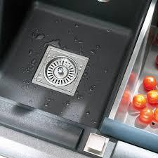 Kitchen Sink Basket Strainer Waste Plug - Kitchen sink waste strainer