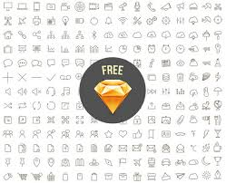 100 free resources for sketch app noupe