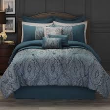 hotel style 11 piece bedding comforter set collection walmart com