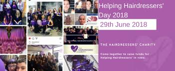 hair dresser s day helping hairdressers day the hairdressers charity