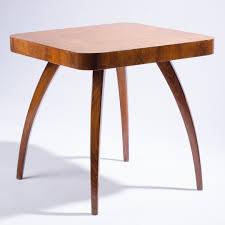 coffee table spider jindřich halabala functionalism design robot