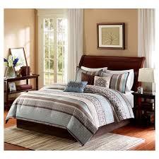 Jacquard Bed Set Cambridge 7 Jacquard Comforter Set Target