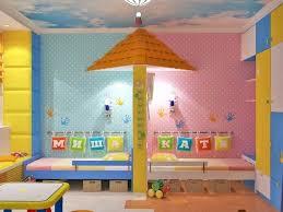 chambre mixte enfant fauteuil relaxation avec deco chambre enfant garcon vers peinture