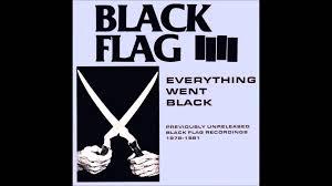 Blue White And Black Flag Black Flag White Minority Keith Morris Youtube