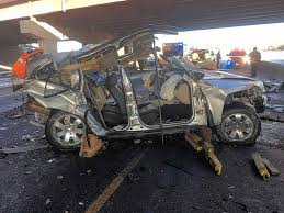 suv plunges off i 290 bridge in addison driver critically injured