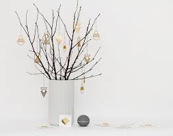 year around modern ornaments by