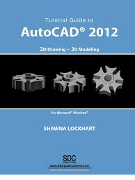 tutorial guide for autocad 2012 pdf ellipse circle