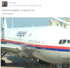 Malaysia Airlines Meme - a passenger posted this before he boarded malaysia airlines mh17 if