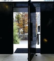 front door modern front doors front door inspirations modern black front door