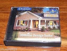 3d home design house broderbund 3d home architect software house