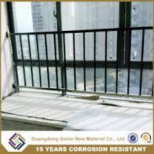 china anti rust metal veranda railing balcony fence china