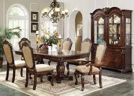 dallas designer furniture chateau de ville formal dining room