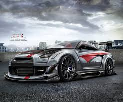 nissan gtr matte black and red r35 explore r35 on deviantart