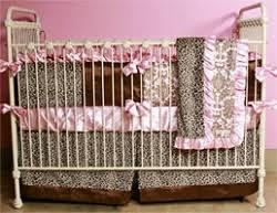 Cheetah Print Crib Bedding Set 21 Best Cheetah Print Baby Bedding Images On Pinterest Leopard