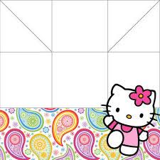 kitty free printable boxes parties free