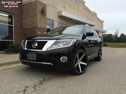 nissan pathfinder 2013 interior 2013 nissan pathfinder kmc km685 district wheels