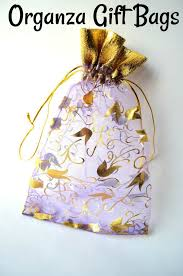 organza gift bags gift bags