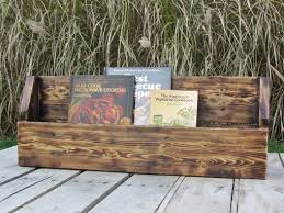 custom bookshelf or wine rack made from reclaimed wood pallets by