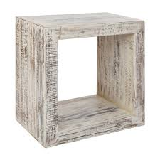 Cube Side Table Cube Side Table Peridot Place