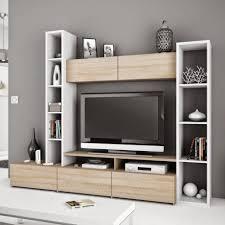 meuble tv avec bureau meilleur mobilier et décoration luxe meuble tv avec haut parleur