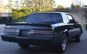 rare rides a 1987 buick grand national that belonged to david spade