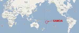 samoa in world map american samoa in world map american samoa location world