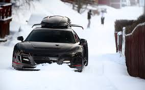 nissan gtr in snow jon olsson u2013 official homepage and blog ski box history