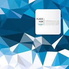 Blue Pattern Background by Polygonal Dark Blue Wallpaper Pattern Background 123freevectors