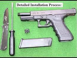installation siege auto renolux 360 glock auto switch idea and installation process as well