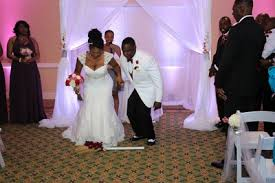 jumping the broom wedding jumping the broom experience events